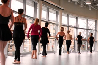 Adult Advanced Beginner Ballet