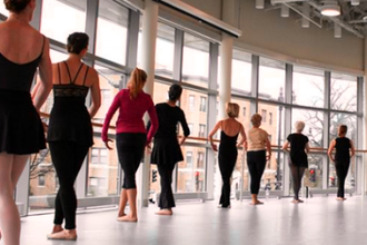 Adult Advanced Beginner Ballet
