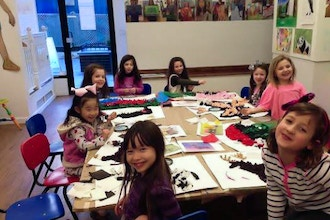 Wednesday Art for Ages 2-4