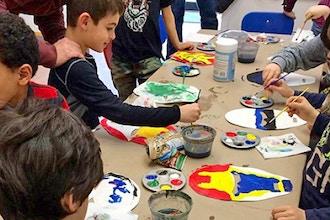 Holiday Art Workshops