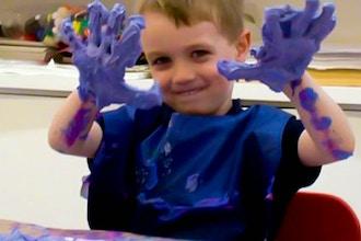 Mini-Camp Art Workshops for Kids