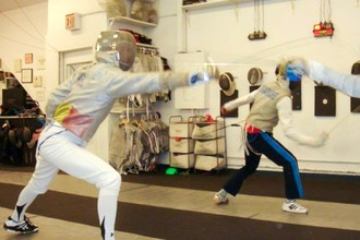 Fencing Camps Youth