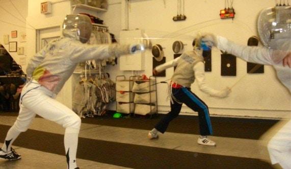 New Amsterdam Fencing Academy