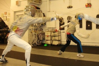 New Amsterdam Fencing Academy