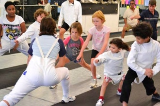 FIT Kids Summer Camp (Fencers In Training)