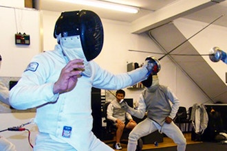 Fencing In Training (FIT) for Adults