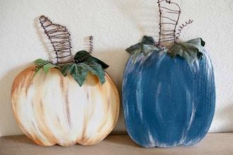 Thanksgiving Pumpkin Decorations