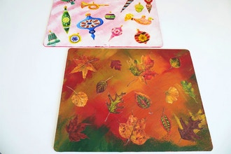 Placemats - Fall or Christmas Theme