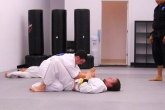 Focus Mixed Martial Arts Photo
