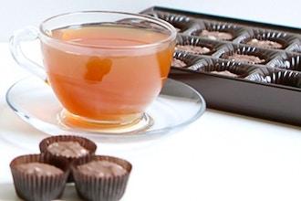 Chocolate & Tea: Hot Chocolate