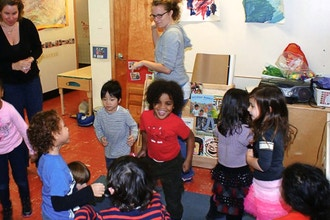 Creative Movement in the Early Childhood Curriculum