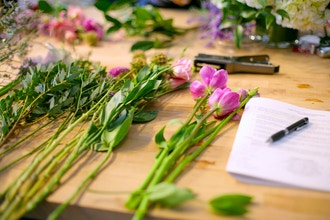 FlowerSchool Open Studio Box: How-To Zoom Workshop