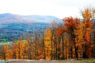 Long-Distance Hiking the Catskills