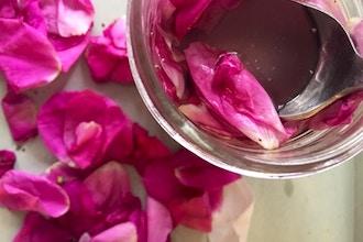 Medicine Making 101: Herbal Vinegars and Syrups