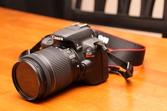Intro to DSLR and Mirrorless Photography