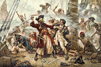 Murder, Theft, and Rebellion: Pirates of the Caribbean