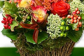 Make Your Own Floral Arrangement