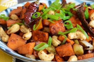 Vegetarian Sichuan Cuisine