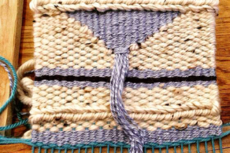 Intermediate Tapestry Weaving