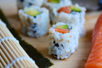 Introduction to Sushi-Making