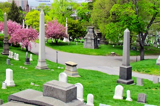 Green-Wood Cemetery Walking Tour