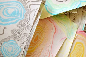 Paper Marbling Basics