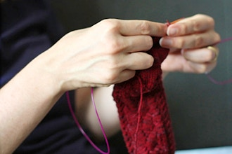 Beginning Knitting: Knits and Purls