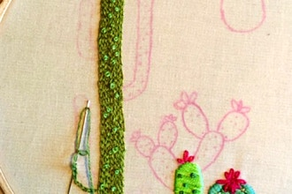 Embroidery: Transfer Patterns