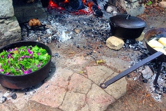 Campfire Cooking: Sunday Brunch