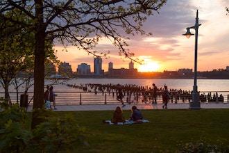 Hudson History Walk with Hudson River Park
