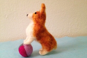 Sculpting with Wool: Needle Felting Basics