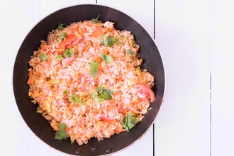 Girl's Night In: Crazy Fried Rice (BYOB) (Online)