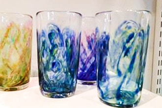Glass Blowing Experience: Pint Glasses