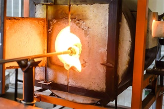 Beginners Glass Blowing Weekend