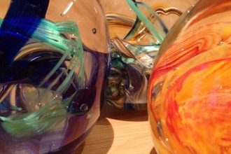 Glass Blowing Experience: Make Your Own Paperweight