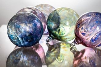 Glass Blowing Experience: Blow Your Own Ornament