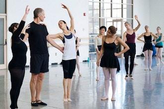 Enrichment Ballet Master Classes