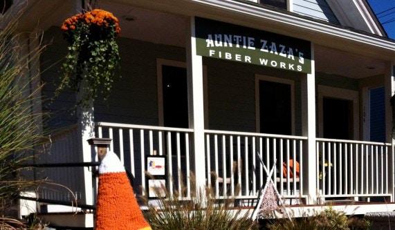 Auntie Zaza's Fiber Works