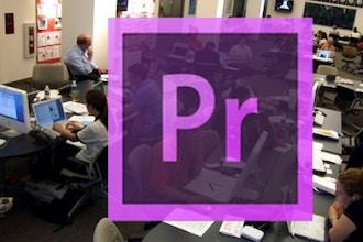 Intro to Adobe Premiere Pro CC