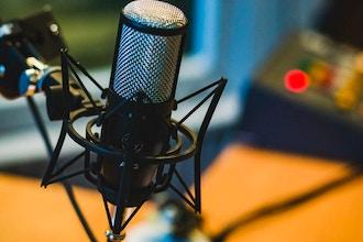 Audio Storytelling and Podcasting Week
