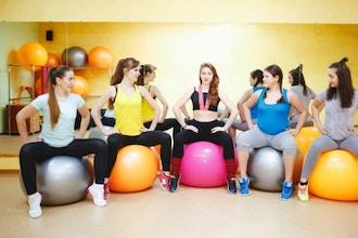 Gentle Yoga on Stability Ball