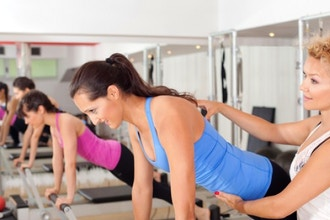 Pilates with Core Props