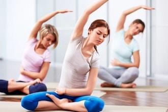 Strength and Flexibility Yoga