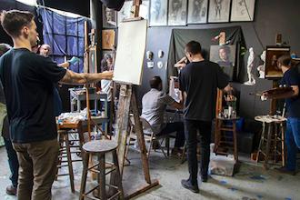 Fundamentals of Drawing and Painting