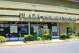 Plaza Artist Materials & Picture Framing Photo