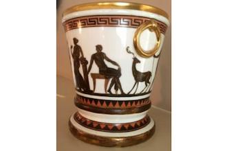 Historic Ceramics: Greek Revival Ceramics