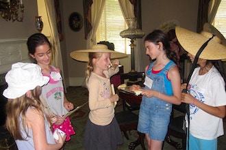 History Week Summer Camp (6-8 yrs old)
