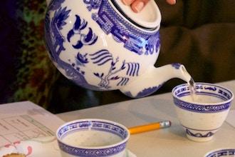 19th Century Tea tasting