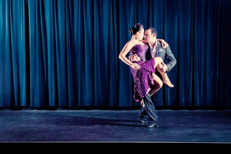 Argentine Tango (Absolute Beginner)