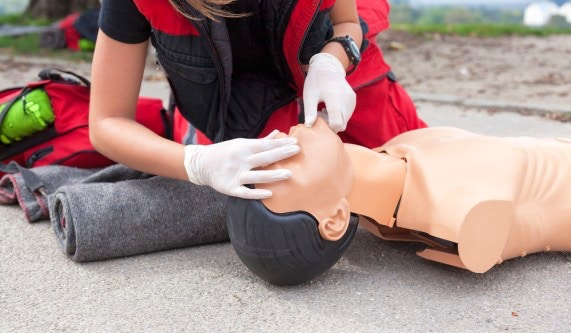 CPR, AED and Safety Education